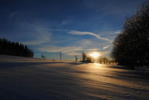 Bianco tramonto di mrk982