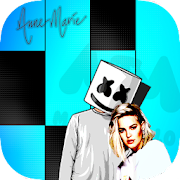 Marshmello & Anna Marie - Friend Piano Tiles
