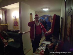 Photo: PAPA Noel ha sete