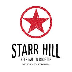 Logo of Starr Hill Brewery Roxanne Raspberry