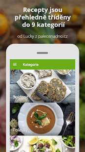 Low Carb recepty z Paleosnadno- screenshot thumbnail