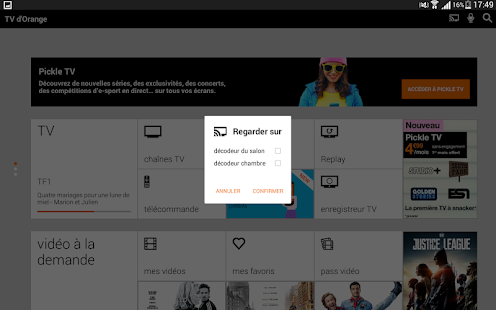 Download TV d'Orange, live-replay-vod For PC Windows and Mac apk screenshot 8