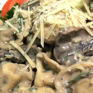 Absolutely Fabulous Portobello Mushroom Tortellini.