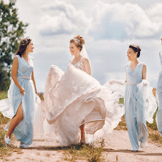 Wedding photographer Marina Kovsh (Shvok). Photo of 20.10.2017