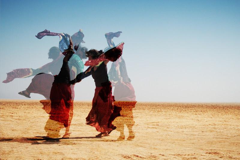 La danzatrice del deserto di Ja