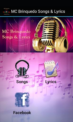 MC Brinquedo Songs Lyrics