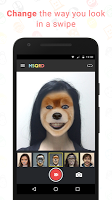 screenshot of MSQRD