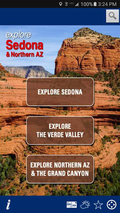 Explore Sedona & Northern AZ- screenshot