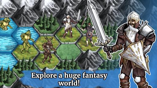 Paladin's Story: Fantasy RPG (Offline) filehippodl screenshot 1