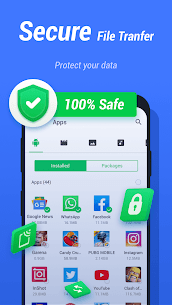 InShare – Share Apps & File Transfer Pro Apk (Pro Features Unlocked) 3