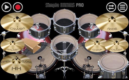 Simple Drums Pro - The Complete Drum App 1.1.7 screenshots 8