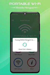 App Mobile Portable WI – FI Hotspot Generator APK for Windows Phone