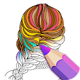 ColorFil - Adult Coloring Book apk