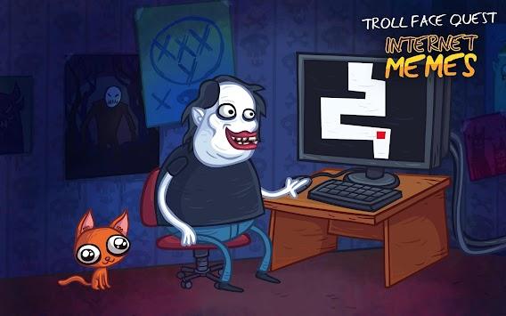 Troll Face Quest Internet Memes