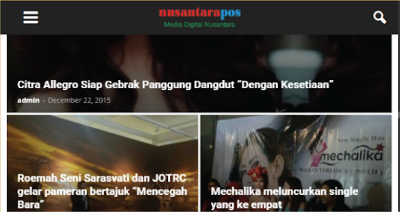 Nusantara Pos- screenshot thumbnail