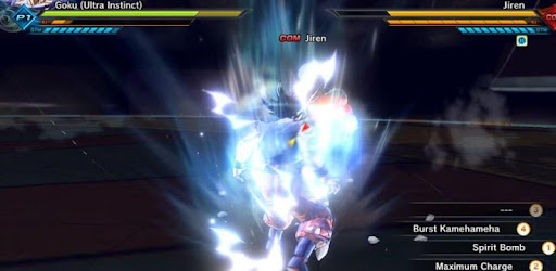 Ultimate saiyan fighter ultra insting universe for PC