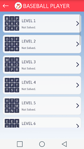 Word Puzzle - Word Games Offline screenshot 7