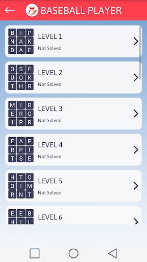Word Puzzle - Word Games Offline 1.8 screenshots 8