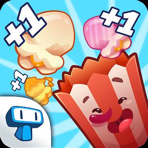 Popcorn Clicker - Popcorn Cart Clicker Game!