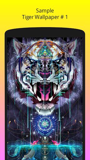 Tiger Wallpaper HD Free  screenshots 2
