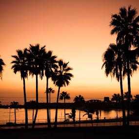 Sunset, Gran Canaria by Katarzyna Najderek - Landscapes Sunsets & Sunrises