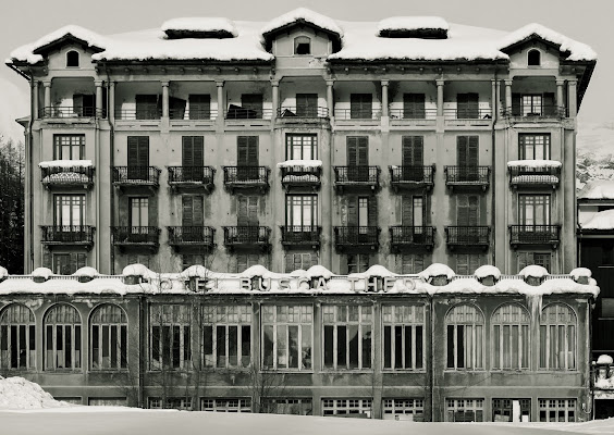 Overlook Hotel di Lorenzo Lucatelli
