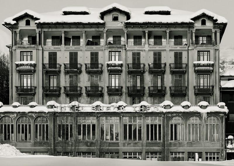 Overlook Hotel di Lorenzo Lucatelli