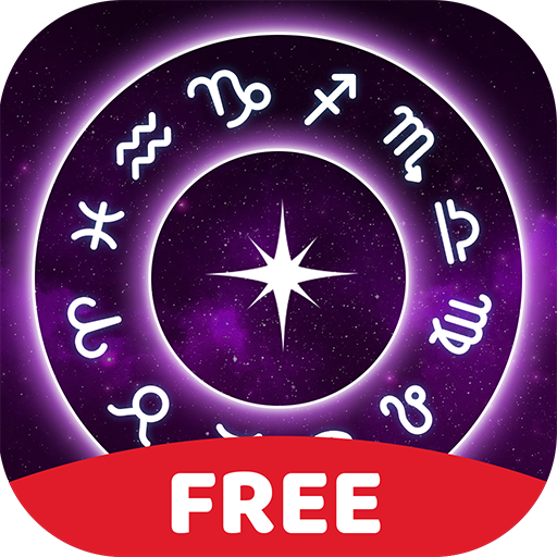 Horoscope 2019 - fortune teller, zodiac astrology Icon