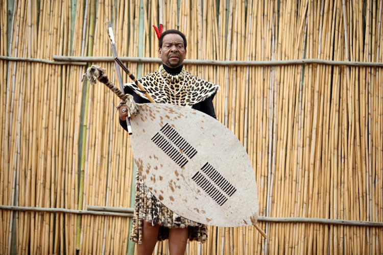 King Goodwill Zwelithini. File picture.