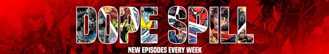 DopeSpill Comics Banner