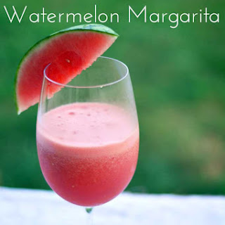 Fresh Fruit Watermelon Margarita