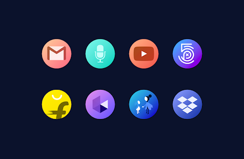 Duotone Icon Pack Screenshot