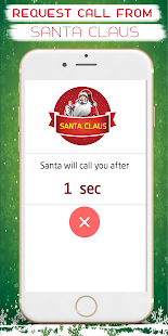 a call from santa - north pole - náhled