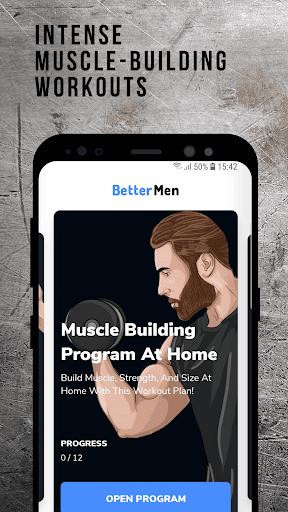 BetterMen: Workout Trainer  image 2