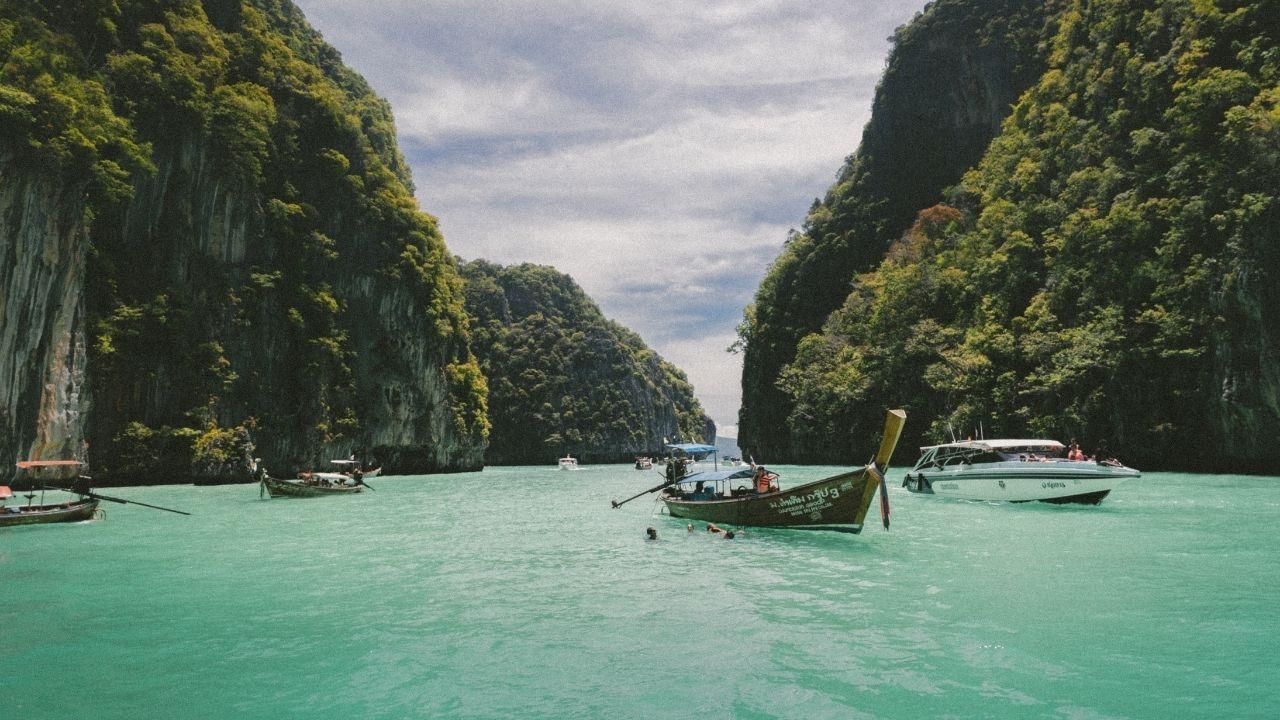 Une île de Thaïlande idéale pour un nomade digital