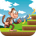Jungle Monkey Run Adventures icon