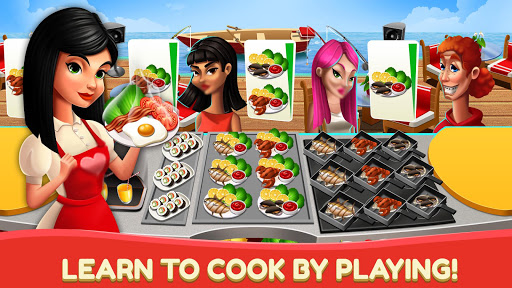 Kitchen Fever - Food Cooking Games & Restaurant 1.0 screenshots 3