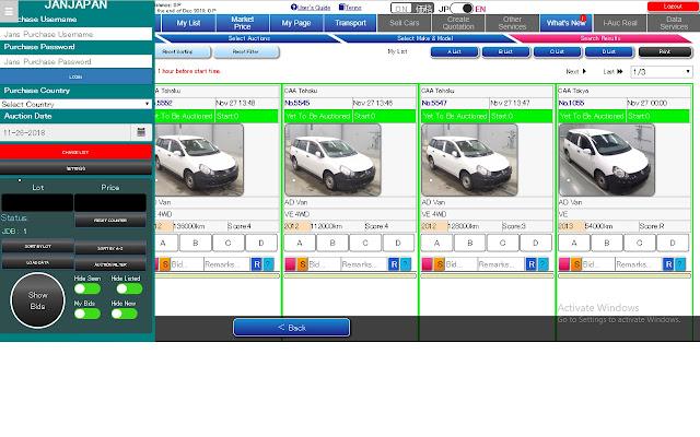 AUTO BIDDER JAPAN CAR AUCTIONS