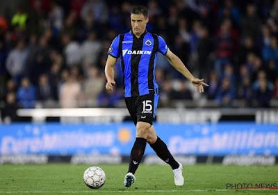 Matej Mitrovic sur le chemin du retour du côté du FC Bruges