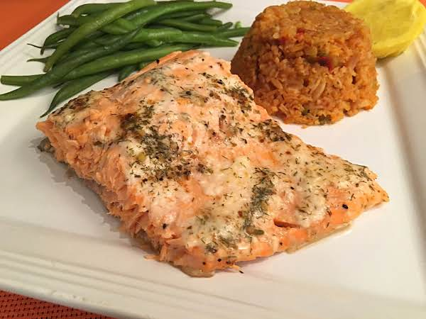 Pacific Coast Salmon On The Bbq Recipe