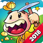 Game Gold Mine Idle Clicker: Mining Gold Game. Tycoon APK for Windows Phone