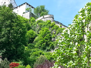 Photo: Salzburg fortress