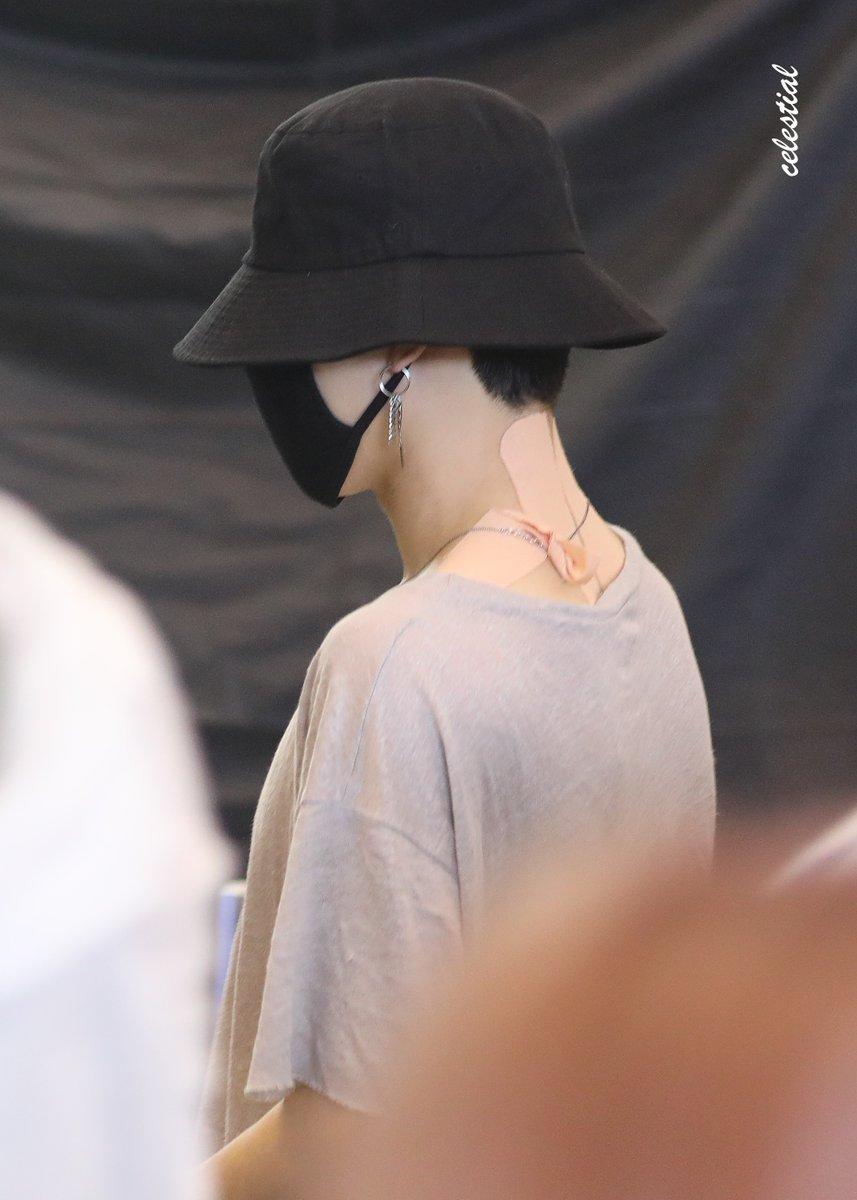 jimin neck bandage 1