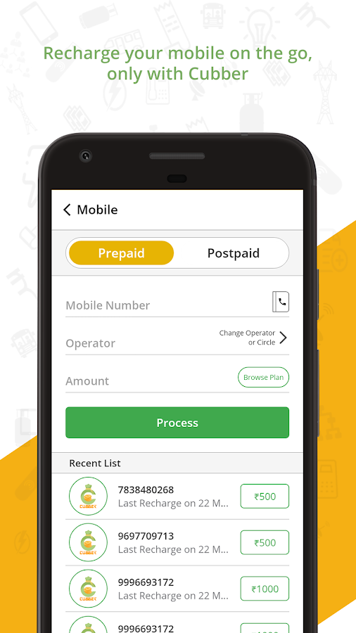 Cubber – Refer & Earn Cashback- screenshot