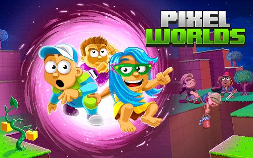 Pixel Worlds: MMO Sandbox 1.5.61 screenshots 9