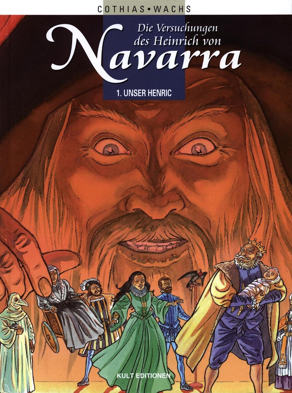 Die Versuchungen des Heinrich von Navarra (1999)
