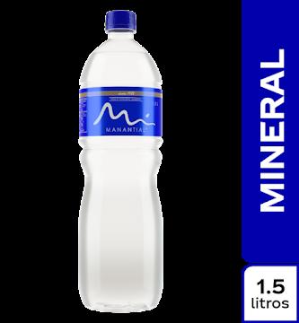 Agua MANANTIAL Natural