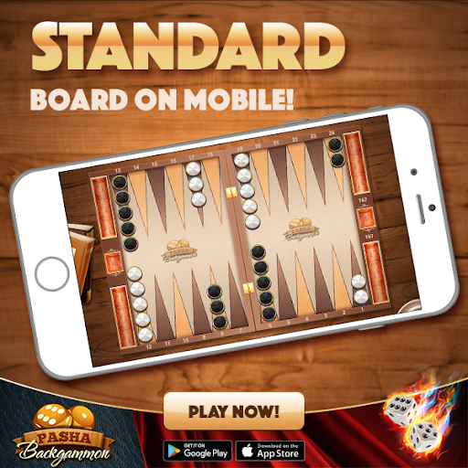 Backgammon Pasha: Free online dice and table game! screenshot 1