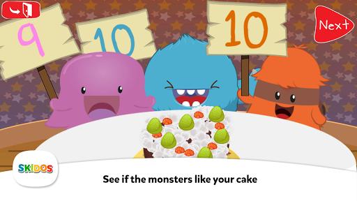 Kids Bakery Story ?:Preschool Math Learning Games 13 screenshots 24