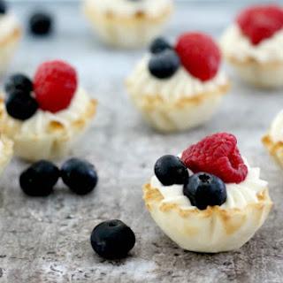 Quick & Easy No-Bake Cheesecake Bites.